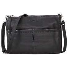 Buy Liebeskind Providence Heavy Stitch Leather Large Across Body Bag Online at johnlewis.com