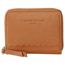 Buy Liebeskind Conny H7 Heavy Stitch Small Leather Wallet Online at johnlewis.com