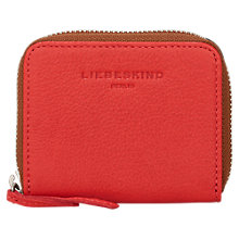 Buy Liebeskind Conny Leather Small Colourblock Wallet Online at johnlewis.com