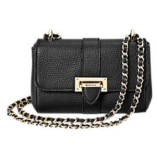Buy Aspinal of London Lottie Micro Leather Cross Body Bag Online at johnlewis.com
