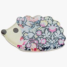 Buy One Button Hedgehog Brooch, Multi Online at johnlewis.com