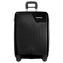Buy Briggs & Riley Sympatico 4-Wheel Expandable Medium Suitcase Online at johnlewis.com