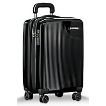 Buy Briggs & Riley Sympatico 4-Wheel Expandable International Cabin Suitcase Online at johnlewis.com