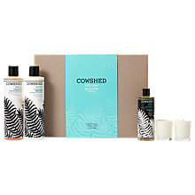 Buy Cowshed Wild Cow Spa In A Box Gift Set Online at johnlewis.com