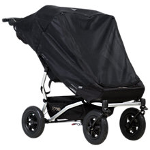 Buy Mountain Buggy Duet Double Mesh Cover Online at johnlewis.com