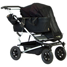 Buy Mountain Buggy Duet Single Mesh Cover Online at johnlewis.com