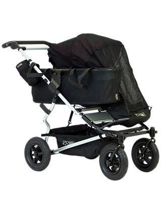 Mountain Buggy Duet Single Mesh Cover