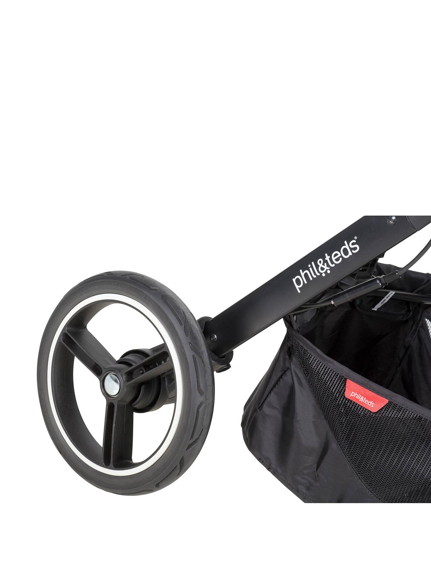 Phil Teds Mod Stroller Noir At John Lewis Partners