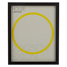"Buy House by John Lewis MDF Wrap Photo Frame, 8 x 10"" (20 x 25cm) Online at johnlewis.com"