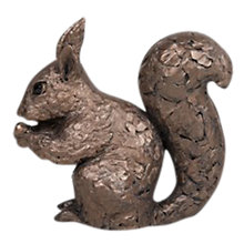 Buy Frith Sculpture Red Squirrel With Nut, by Adrian Tinsley Online at johnlewis.com