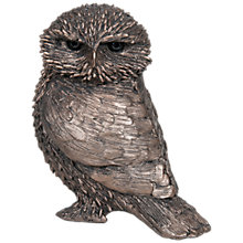 Buy Frith Sculpture Olly The Owl, by Thomas Meadows Online at johnlewis.com