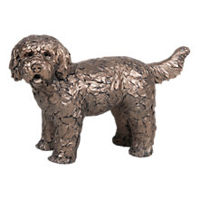 Buy Frith Sculpture Button The Labradoodle, by Adrian Tinsley Online at johnlewis.com