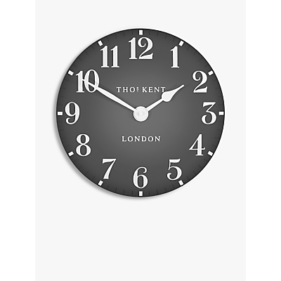 Thomas Kent Arabic Wall Clock, Dia.50cm