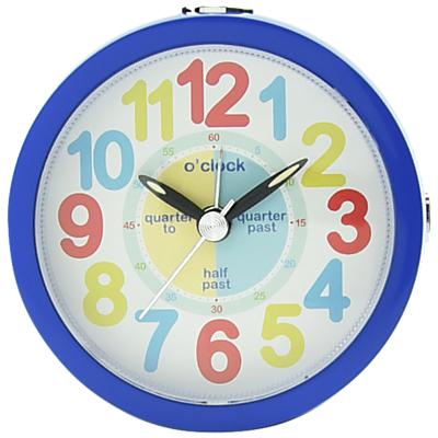 London Clock Company Tell the Time Alarm Clock