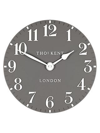 Thomas Kent Arabic Wall Clock Dia30cm