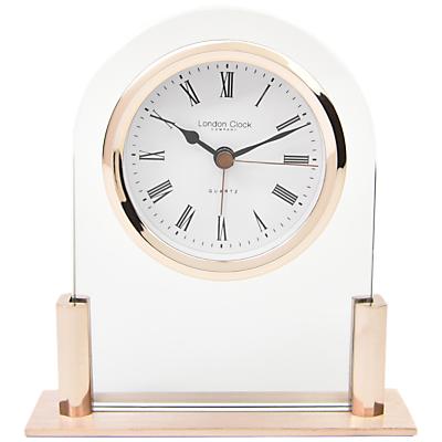London Clock Company Small Arch Top Mantel Clock