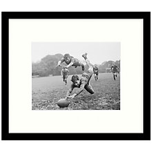 Buy Getty Images Gallery - It's A Try Framed Print, 49 x 57cm Online at johnlewis.com
