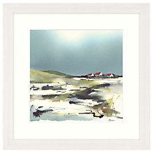 Buy Elizabeth Baldin - Spring Meadow II Framed Print, 57 x 57cm Online at johnlewis.com