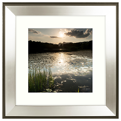 Mike Shepherd – Lakeland Lillies 1 Framed Print, 51 x 51cm