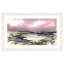 Buy Elizabeth Baldin - Isle Of Arran Framed Print, 67 x 107cm Online at johnlewis.com