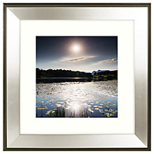 Buy Mike Shepherd - Blue Skies Framed Print, 51 x 51cm Online at johnlewis.com