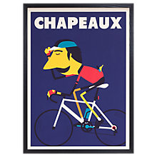 Buy Spencer Wilson - Chapeaux Framed Print, 73 x 53cm Online at johnlewis.com