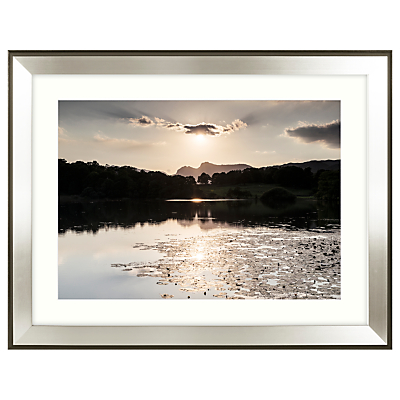 Mike Shepherd – Glistening Waters Framed Print, 91 x 71cm