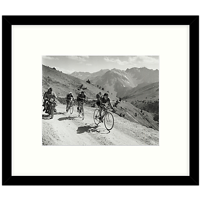 Getty Images Gallery – Mountain Stage Framed Print, 49 x 57cm