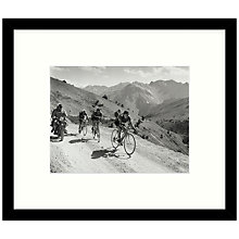 Buy Getty Images Gallery - Mountain Stage Framed Print, 49 x 57cm Online at johnlewis.com