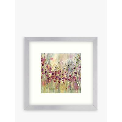 Catherine Stephenson – Spring Floral Pods Framed Print, 33 x 33cm