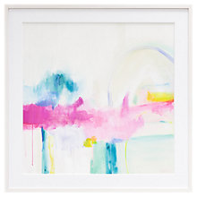 Buy Fi Douglas - The View Framed Print, 74 x 74cm Online at johnlewis.com