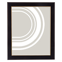 "Buy John Lewis Boutique Photo Frame, 8 x 10"", Black & Gold Online at johnlewis.com"