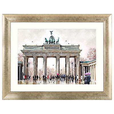 Richard Macneil – Brandenburg Gate Framed Print, 72 x 62cm