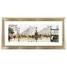 Buy Richard Macneil - Piccadilly Days Framed Print, 128 x 62cm Online at johnlewis.com