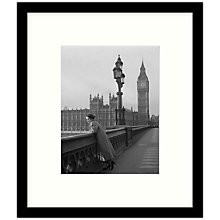 Buy Getty Images Gallery - Taylor In London Framed Print, 49 x 57cm Online at johnlewis.com