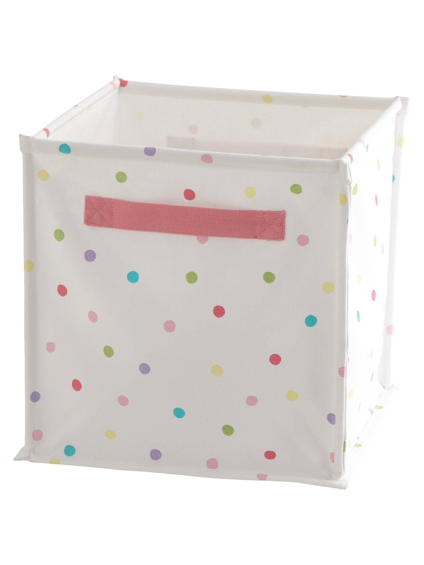Great Little Trading Co Canvas Storage Cube Box At John