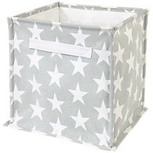 Buy Great Little Trading Co Canvas Storage Cube Box Online at johnlewis.com