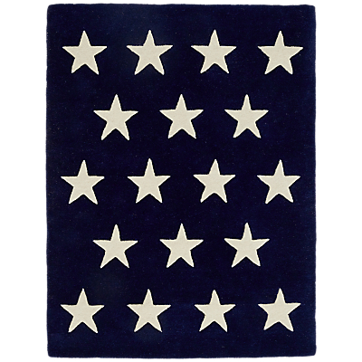 Product photo of Great little trading co star children s rug medium