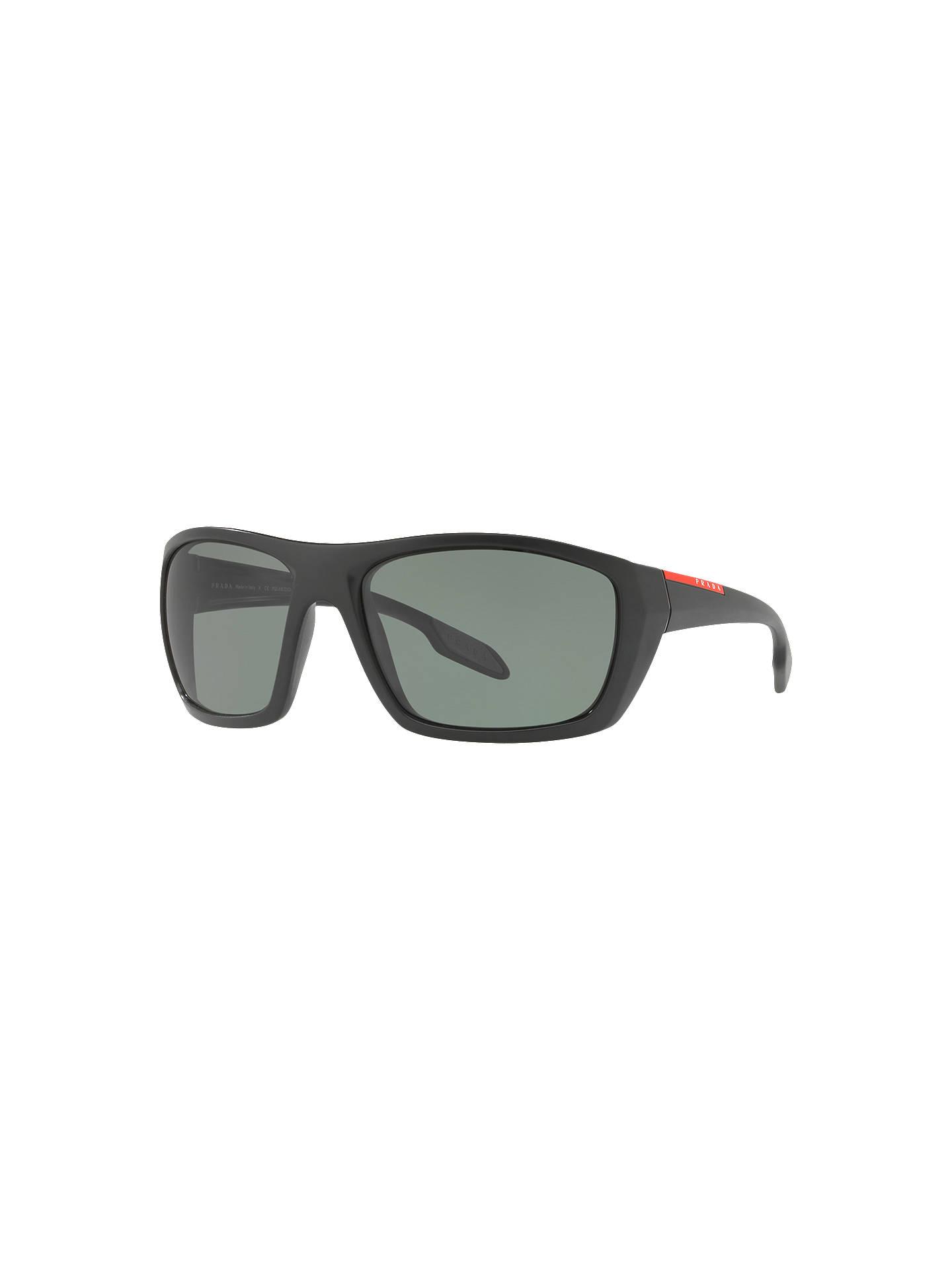 735cf178728 Buy Prada Linea Rossa PS 06SS Polarised Rectangular Sunglasses