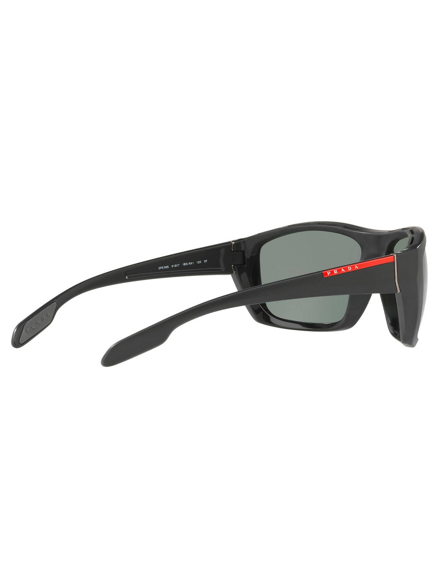c83c27bef6b ... Buy Prada Linea Rossa PS 06SS Polarised Rectangular Sunglasses