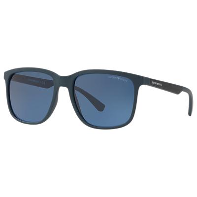 Emporio Armani EA4104 Square Sunglasses