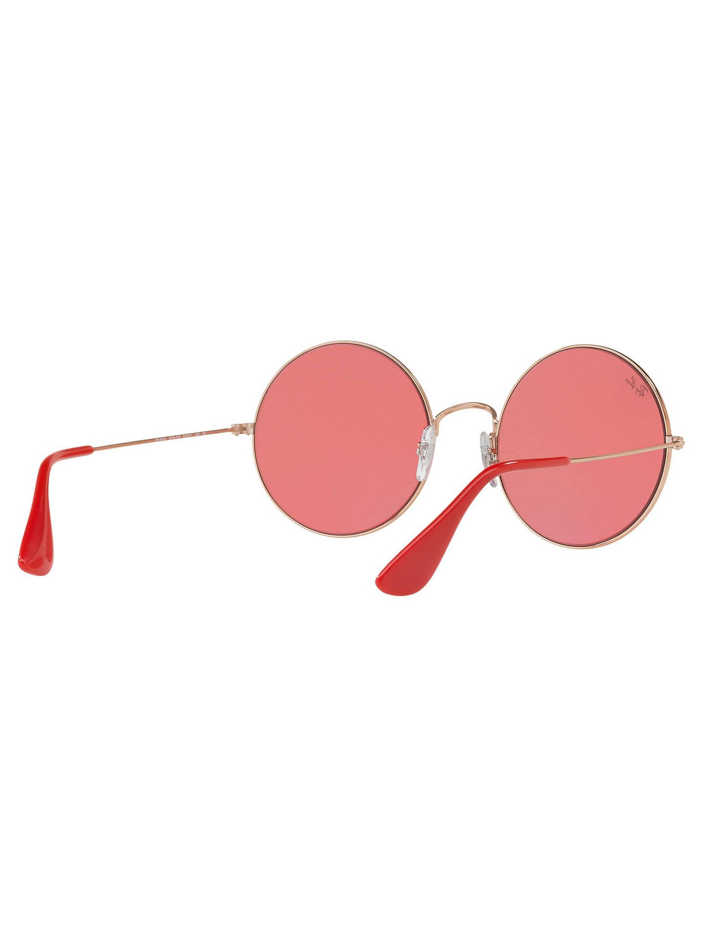 c76dc60e8d1 Ray-Ban RB3592 Ja-Jo Round Sunglasses at John Lewis   Partners