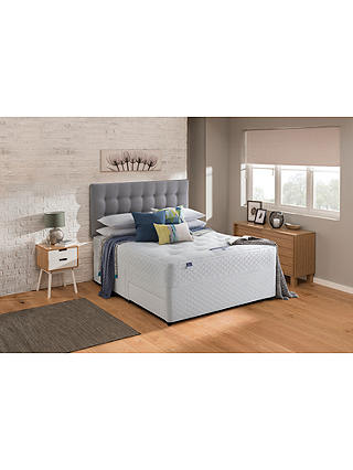 Buy Silentnight Sleep Soundly Miracoil Ortho Mattress, Firm, Double Online at johnlewis.com