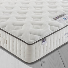 Buy Silentnight Sleep Genius 2000 Pocket Geltex Mattress, Medium, Double Online at johnlewis.com