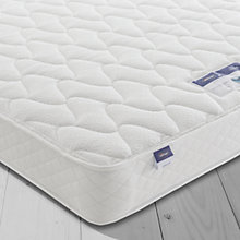 Buy Silentnight Sleep Soundly Miracoil Comfort Mattress, Firm, Double Online at johnlewis.com