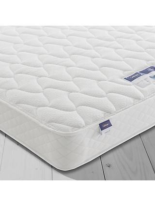 Silentnight Sleep Soundly Miracoil Comfort Mattress, Firm, Double