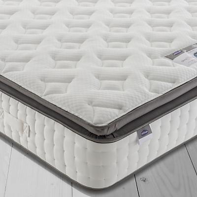 Silentnight Sleep Genius 2800 Pocket Latex Mattress, Soft, King Size
