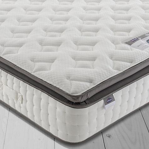 Silentnight Sleep Genius 2800 Pocket Latex Mattress Soft King Size Online At Johnlewis