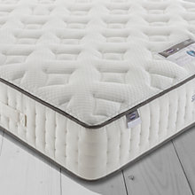 Buy Silentnight Sleep Genius 2000 Pocket Geltex Mattress, Medium, King Size Online at johnlewis.com