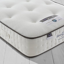 Buy Silentnight Sleep Genius 1400 Pocket Memory Mattress, Firm, Single Online at johnlewis.com